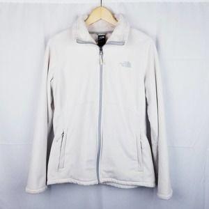 North Face Morninglory Full Zip Fleece Jacket L